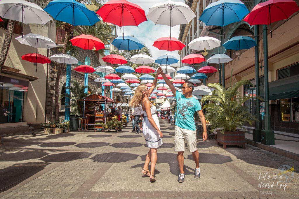 Life is a World Trip - Kombireise nach Mauritius und La Réunion. Hauptstadt Port Luis.