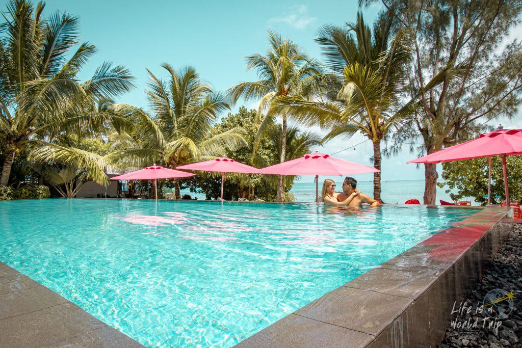 Life is a World Trip - Kombireise nach Mauritius und La Réunion. Mystik Lifestyle Hotel