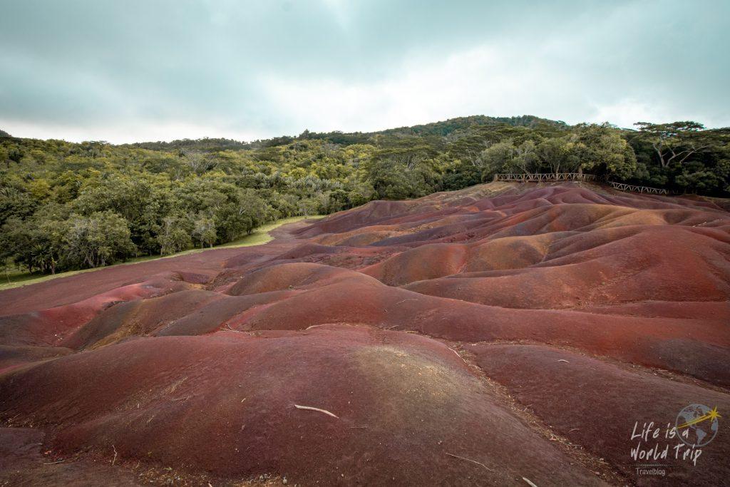 Life is a World Trip - Kombireise nach Mauritius und La Réunion. Chamarel Geopark